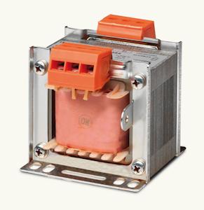 Enofazni varnostni in izolacijski transformatorji IP00