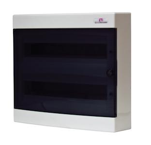 Nadometni plastični razdelilniki IP40