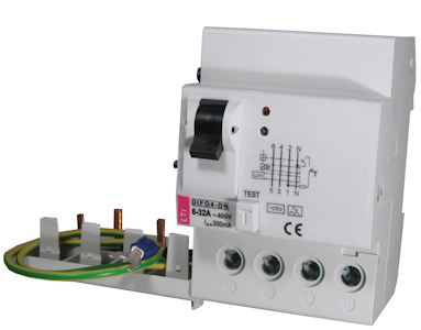 Dodatni moduli za diferenčno zaščito DIFO