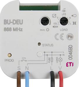 RF brezžični sistemi za upravljanje